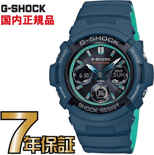 G-SHOCK Gショック AWG-M100SCC-2AJF アナログ 電波 ソーラー カシオ 国内正規品 メンズ ジーショック 【送料無料】