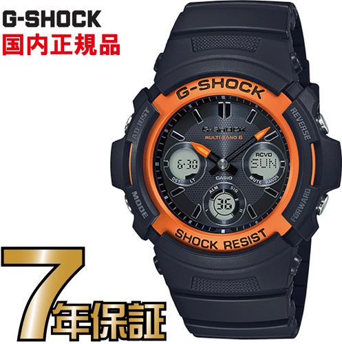 G-SHOCK Gショック AWG-M100SF-1H4JR ファイアー・パッケージ 2020年モデル アナログ 電波 ソーラー カシオ 国内正規品 メンズ ジーショック 【送料無料】