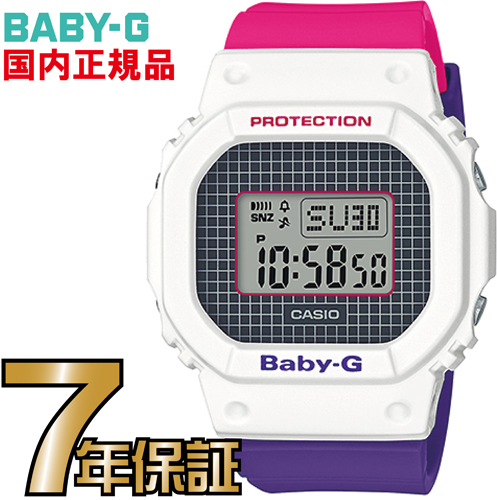 BGD-560THB-7JF Baby-G Throwback 1990s