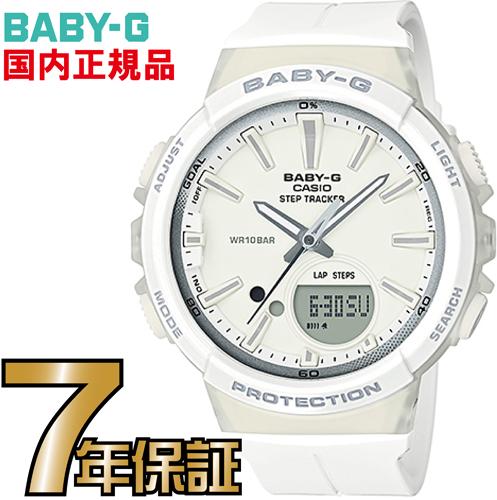 BGS-100-7A1JF Baby-G レディース カシオ正規品 Baby-G