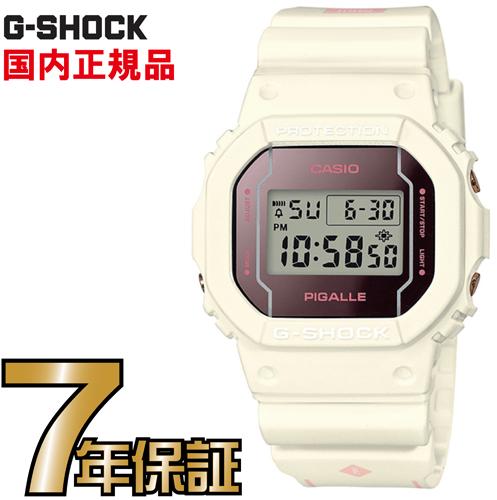 G-SHOCK Gショック DW-5600PGW-7JR CASIO 腕時計 【国内正規品】 メンズ