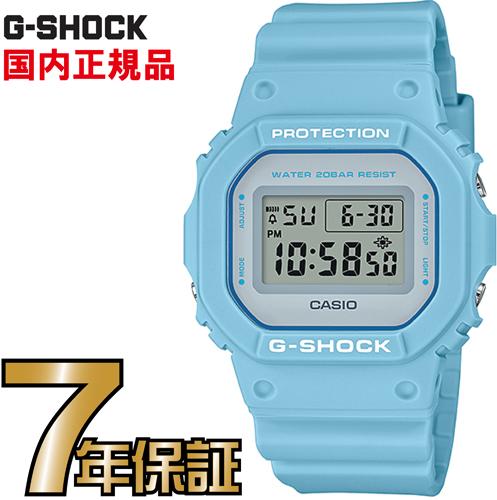 G-SHOCK Gショック DW-5600SC-2JF CASIO 腕時計 【国内正規品】 メンズ