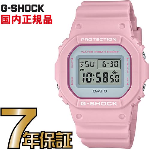 G-SHOCK Gショック DW-5600SC-4JF CASIO 腕時計 【国内正規品】 メンズ