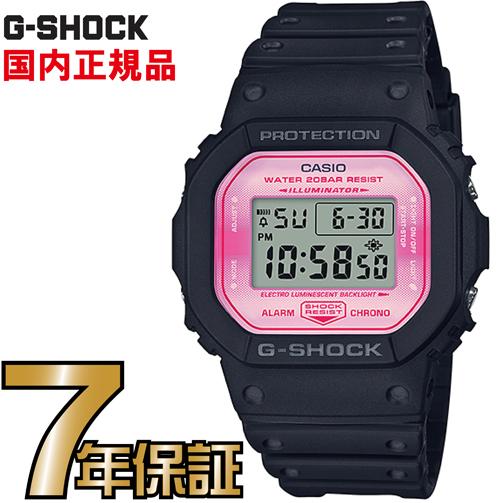 G-SHOCK Gショック DW-5600TCB-1JRR CASIO 腕時計 【国内正規品】 メンズ