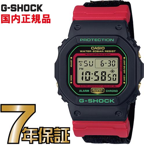 G-SHOCK Gショック DW-5600THC-1JF CASIO 腕時計 【国内正規品】 メンズ