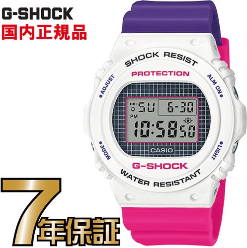 G-SHOCK Gショック DW-5700THB-7JF CASIO 腕時計 【国内正規品】 メンズ