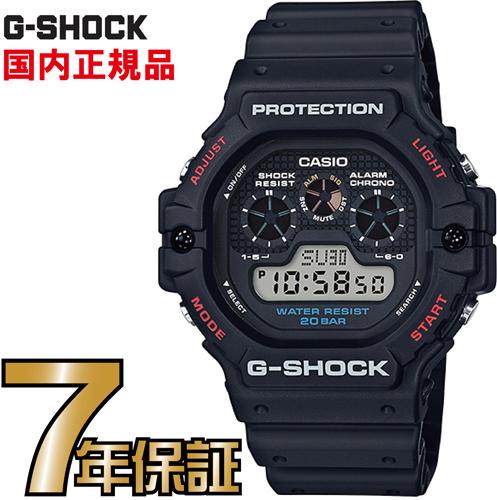 G-SHOCK Gショック DW-5900-1JF CASIO 腕時計 【国内正規品】 メンズ