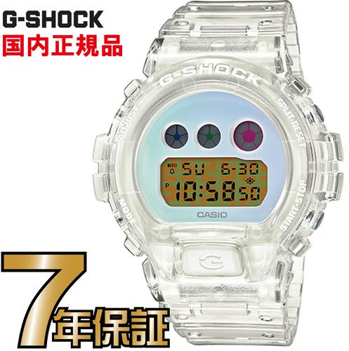 G-SHOCK Gショック DW-6900SP-7JR CASIO 腕時計 【国内正規品】 メンズ