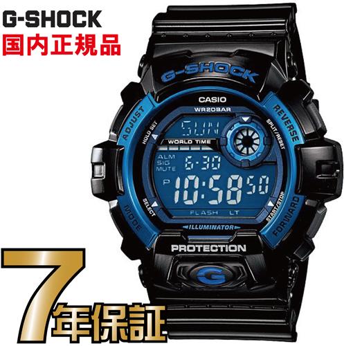 G-SHOCK Gショック G-8900A-1JF 腕時計 ジーショック カシオ G-SHOCKから基本機能を追求した新しいスタンダードモデルが登場