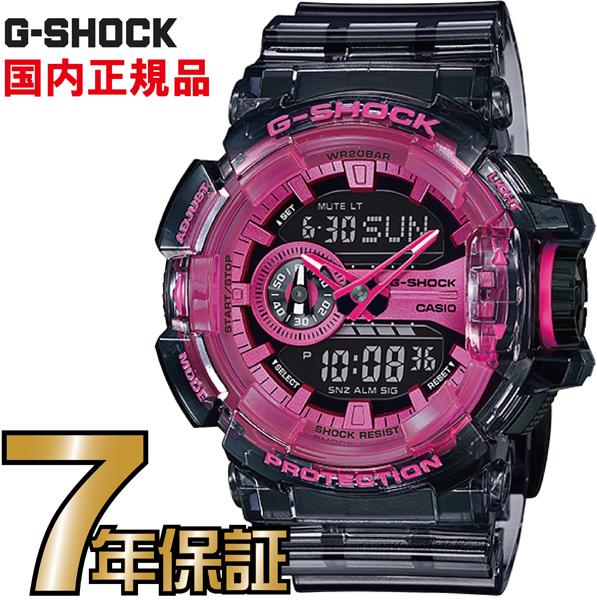 G-SHOCK Gショック アナログ GA-400SK-1A4JF CASIO 腕時計 【国内正規品】 メンズ