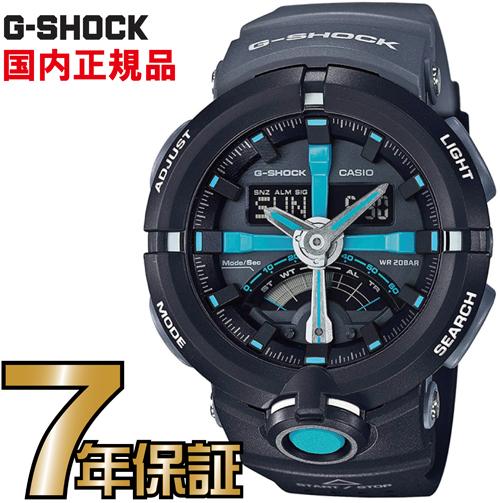 G-SHOCK Gショック CASIO アナログ GA-500P-1AJF 【送料無料】G-SHOCK カシオ正規品