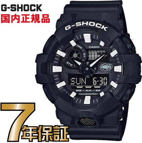 G-SHOCK Gショック CASIO アナログ GA-700EH-1AJR 【送料無料】G-SHOCK カシオ正規品