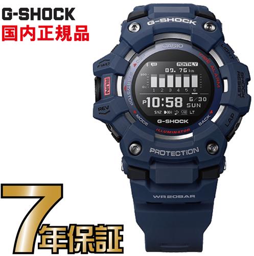 G-SHOCK Gショック GBD-100-2JF G-SQUAD Gスクワッド スマートフォンリンク Bluetooth ランニング デジタル カシオ 腕時計 【国内正規品】 メンズ 新品