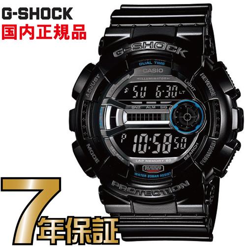 G-SHOCK Gショック GD-110-1JF CASIO 腕時計 【国内正規品】 メンズ 新しいラインアップ「L-SPEC(Lスペック)」が登場