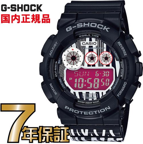 Gショック G-SHOCK GD-120LM-1AJR MAROK(マーロック)とのコラボレーション casio 腕時計 【国内正規品】 メンズ 【送料無料&代引手数料込み】
