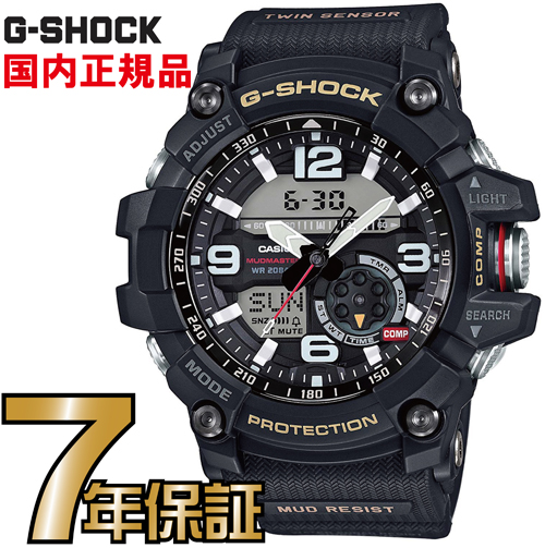 G-SHOCK Gショック GG-1000-1AJF アナログ カシオ 腕時計 マッドマスター