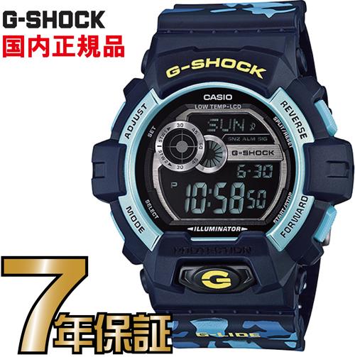 G-SHOCK Gショック GLS-8900CM-2JF 腕時計 ジーショック 【送料無料】 カシオ 「G-LIDE(Gライド)」の2014年ウィンターバージョンが登場