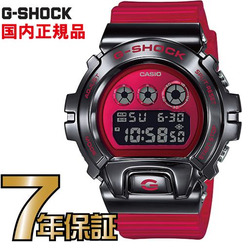 G-SHOCK Gショック GM-6900B-4JF メタルケース カシオ 腕時計 【国内正規品】 メンズジーショック 【送料無料】