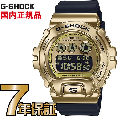G-SHOCK Gショック GM-6900G-9JF メタルケース カシオ 腕時計 【国内正規品】 メンズジーショック 【送料無料】