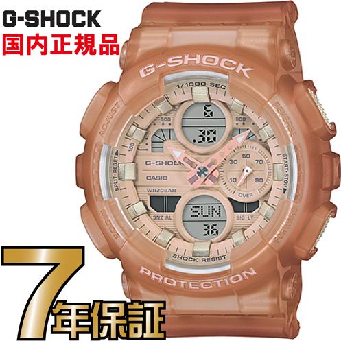 G-SHOCK Gショック GMA-S140NC-5A1JF ミッドサイズモデル カシオ 腕時計 【国内正規品】 メンズジーショック 【送料無料】