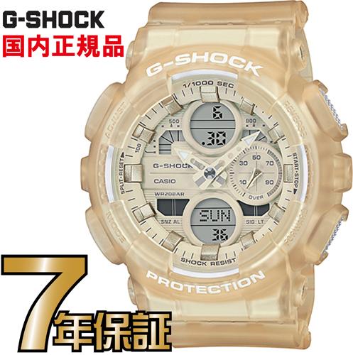 G-SHOCK Gショック GMA-S140NC-7AJF ミッドサイズモデル カシオ 腕時計 【国内正規品】 メンズジーショック 【送料無料】