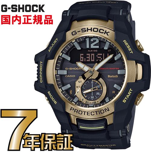 G-SHOCK Gショック GR-B100GB-1AJF アナログ ソーラー G-グラビティマスター スマートフォンリンク