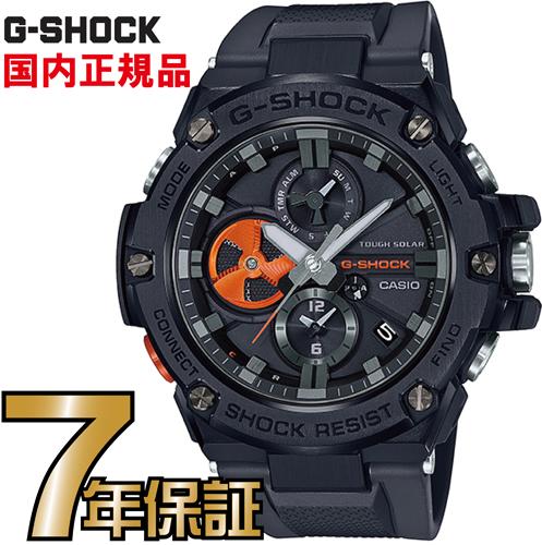 G-SHOCK Gショック GST-B100B-1A4JF アナログ 電波 ソーラー G-STEEL Gスチール カシオ 国内正規品 メンズ ジーショック 【送料無料】