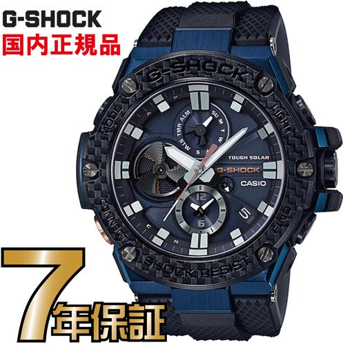 G-SHOCK Gショック GST-B100XB-2AJF アナログ ソーラー G-STEEL Gスチール カシオ