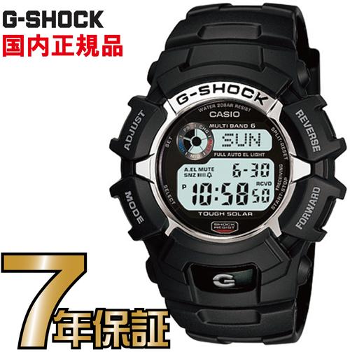 【送料無料】G-SHOCKカシオ正規品Gショック 11月新作 タフネスを追求し進化を続けるG-SHOCKから、マルチバンド6搭載のスタンダードモデルが登場。 GW-2310-1JF