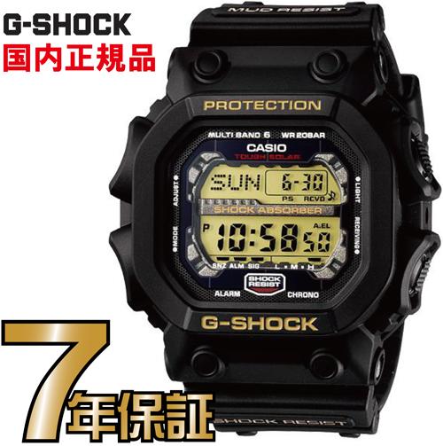 G-SHOCK Gショック カシオ 電波時計 タフソーラー 電波 ソーラー 腕時計 電波腕時計 【送料無料】 G-SHOCK カシオ 正規品 Gショック GX Series ジーエックスシリーズ GXW-56-1BJF