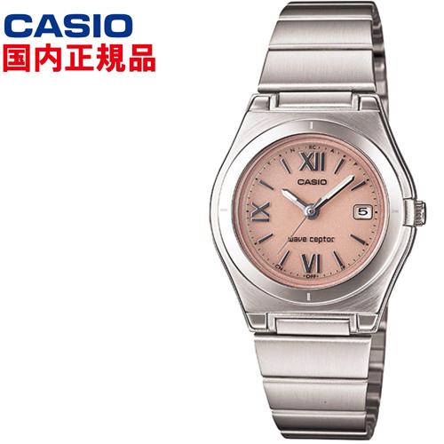 カシオ 電波時計 タフソーラー 電波 ソーラー 腕時計 レディース 電波腕時計 【国内正規品】 ソーラー電波時計 ソーラー腕時計 CASIO カシオ正規品 LWQ-10DJ-4A1JF 最強ソーラー電波時計(レディスモデル)