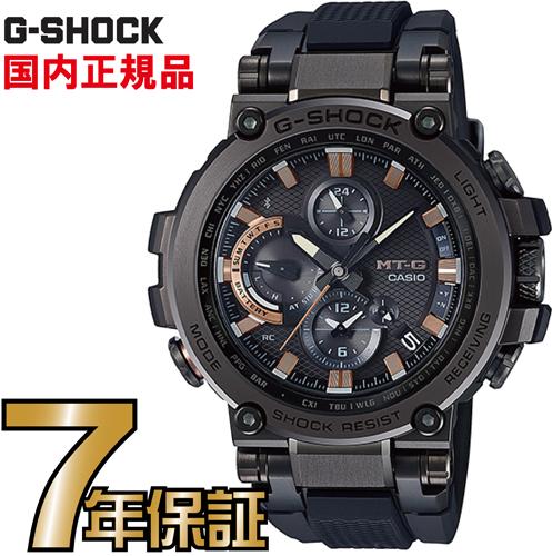 "G-SHOCK Gショック MTG-B1000TJ-1AJR ""Formless太極""モデル アナログ ブルートゥース 電波ソーラー スマートフォンリンク MT-G カシオ"