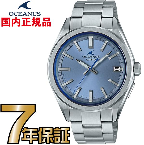 オシアナス CASIO OCW-T200S-2AJF 電波時計 ソーラー Bluetooth 電波時計 【送料無料】