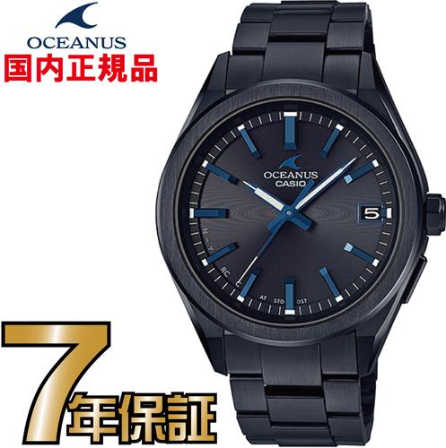 オシアナス CASIO OCW-T200SB-1AJF 電波時計 ソーラー Bluetooth 電波時計 【送料無料】