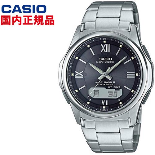 電波時計 タフソーラー 腕時計 カシオ 電波 ソーラー 電波腕時計 ソーラー電波時計 【国内正規品】 ソーラー腕時計 CASIO カシオ正規品 最強ソーラー電波時計 WVA-M630D-1A4JF