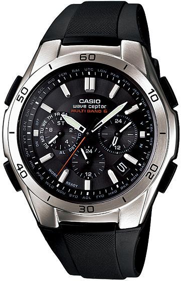 無線電表強硬太陽能 WVQ-M410-1AJF 手錶凱西歐波太陽能收音機太陽能收音機手錶男士太陽能手錶凱西歐凱西歐真正腕表 WVQ-M410-1AJF