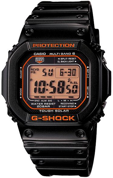 G-SHOCK Gショック GW-M5610R-1JF 5600 新作 タフソーラー デジタル 電波時計 カシオ 電波 ソーラー 腕時計 電波腕時計 【国内正規品】 メンズ ソーラー電波時計 ジーショック  電波 ソーラー TheG