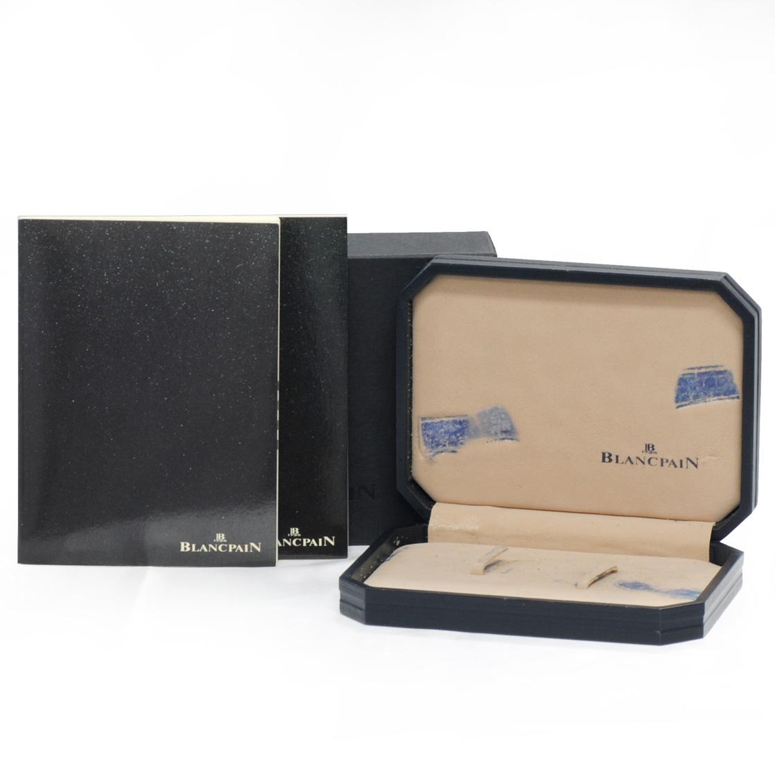勃朗麵包4795-1418-58 viruredisukukarenda K18YG潔凈/MORELLATO公司製造皮革白表盤自動卷透明背《大修、新貨完成已經的!》