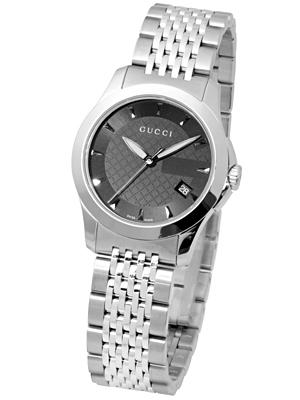 39c1ffb110f watch-jubilee  GUCCI Gucci women s g-YA126502 timeless round SS ...