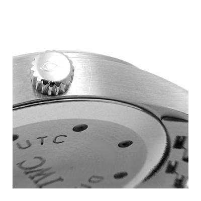 IWC IW325102 후리가 UTC GMT 기능 블랙 SS호흡 자동감김 생산 종료 레어 모델