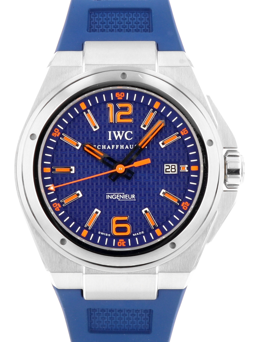 low priced b7b15 a9af9 IWC 割引 インヂュニア オートマティックミッションアース ...