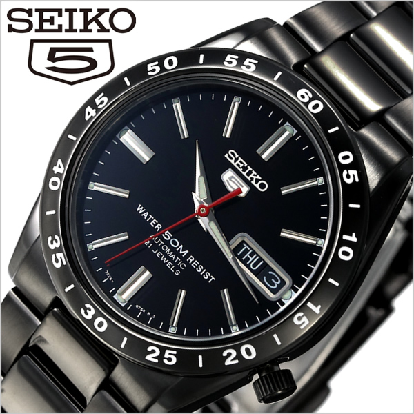 5年保証対象 SEIKO腕時計 セイコー時計 SEIKO 腕時計 セイコー 時計 セイコー5 SEIKO5 全店販売中 セイコーファイブ メンズ 海外モデル SNKE03KC SNKE03K1 黒い稲妻 ブラック 海外セイコー 就活 ブラックサンダー プレゼント 大学生 メカニカル 機械式 父の日 冬 オートマ 高校生 逆輸入 受験 自動巻き 入試 年間定番 中学生 就職