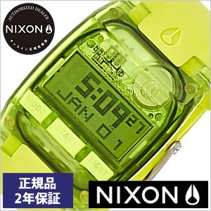ニクソン腕時計 NIXON時計 NIXON 腕時計 ニクソン 時計 コンプ スモール COMP S ALL NEON GREEN レディース グリーン NA3362044-00[シリコン ベルト デジタル アナログ オール ネオングリーン][][プレゼント ギフト][あす楽]