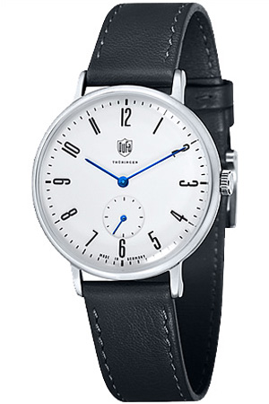 ドゥッファ腕時計 DUFA時計 DUFA 腕時計 ドゥッファ 時計 ヴァルター・グロピウス Walter Gropius メンズ レディース ホワイト DF-9001-03 ホワイト 革ベルト アナログ おしゃれ 正規品 ドイツ製 バウハウス ドッファ デュッファ 送料無料 冬 入試 受験 成人式 お祝い