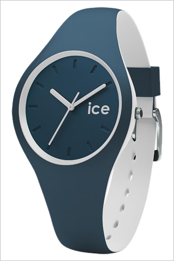 アイスウォッチ腕時計 ICEWATCH 時計 ICE WATCH 腕時計 アイス ウォッチ 時計 アイス デュオ スモール ICE duo small レディース ブルー DUOATLSS[正規品 人気 流行 トレンド ブランド 防水 シリコン DUO.ATL.S.S.16][プレゼント ギフト]