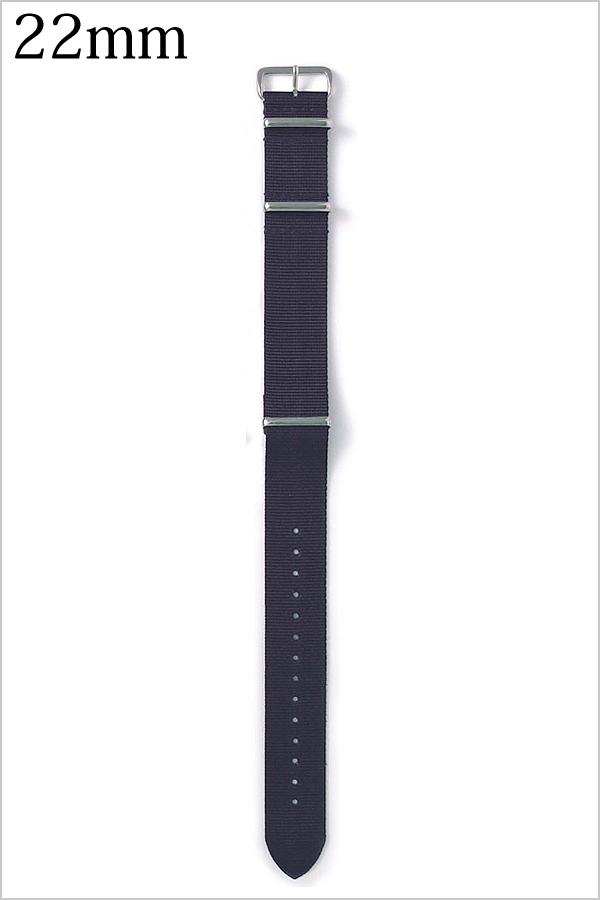 ヴァーグ ウォッチ コー 時計ベルト(VAGUE WATCH Co. 時計ベルト )ナトー ナイロン ストラップス(NATO NYLON)時計ベルト NN-22-001 NN-22-002 NN-22-003 NN-22-004 [替えベルト 付け替え 交換 ベルト 腕時計 ナイロン ストラップ バンド][プレゼント ギフト]