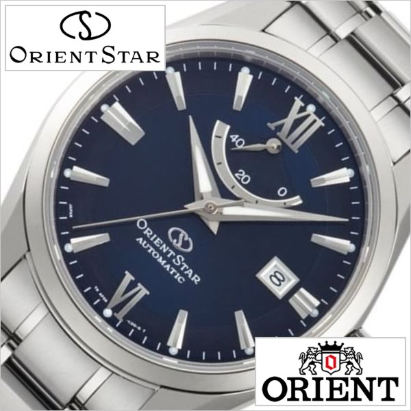 a22b1f6c72 オリエント腕時計ORIENT時計ORIENT腕時計オリエント時計オリエントスターチタニウムOrientStarTitaniumメンズ/ネイビーWZ0021AF  ...