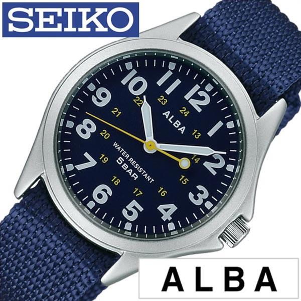 5年保証対象 国内正規品 SEIKO ALBA時計 セイコーアルバ腕時計 ALBA 腕時計 セイコー アルバ 時計 SEIKOALBA時計 期間限定で特別価格 メンズ ブルー AQPK402 NATO 正規激安 正規品 スタンダード 就職 大学生 祝い 受験 ネイビー シルバー アナログ 高校生 プレゼント 社会人 中学生 卒業 入学 ギフト 入試