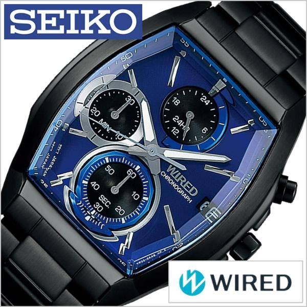 b38668e5f9 ワイアードリフレクション時計セイコーSEIKOワイアード腕時計WIRED時計WIRED腕時計REFLECTIONメンズブルーAGAV125[