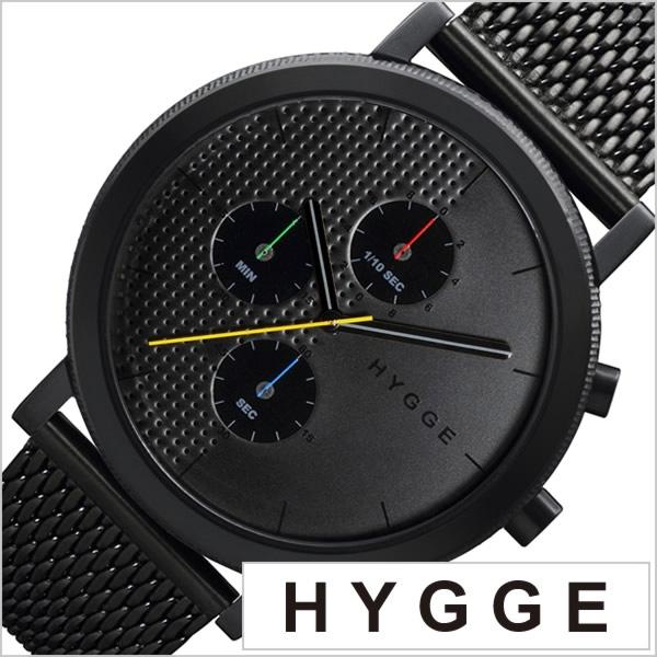 ヒュッゲ 時計 HYGGE 腕時計 2204 メンズ レディース ブラック HGE020005 正規品 北欧 ミニマル シンプル 個性的 インテリア 人気 ブランド プレゼント ギフト ペアウォッチ ユニセックス デザイナーウォッチ ファッション コーデ ホワイト 送料無料 冬 入試 受験 成人式